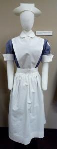 Youngstown Hospital Association student nurse uniform, c1956