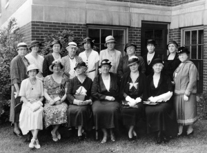 Women's Board of the Youngstown Hospital Association, 1930