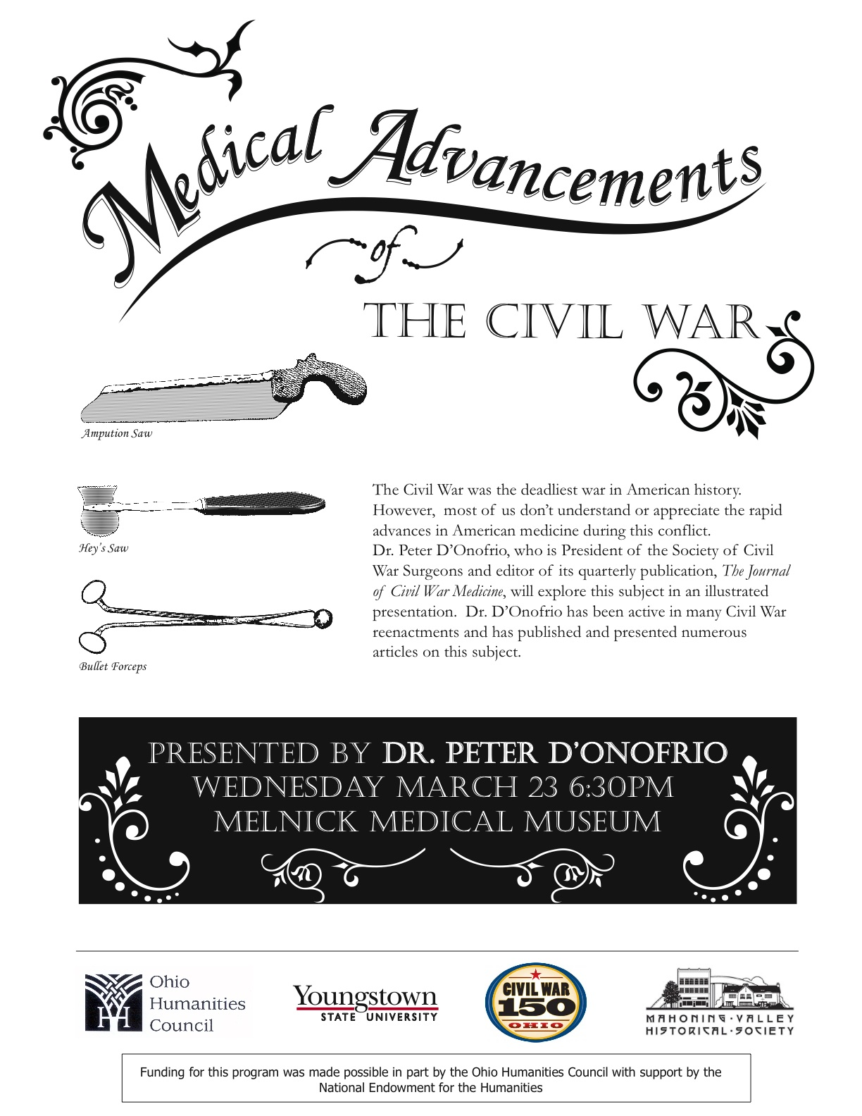 advancement of medical procedures from the civil war When the united states entered the war in 1917, the army did not have an established medical corps during the war, the army medical corps copied parts of the french and english medical system that had been in use for the past three years.